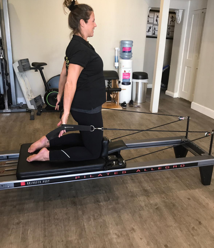 Training when you are pregnant